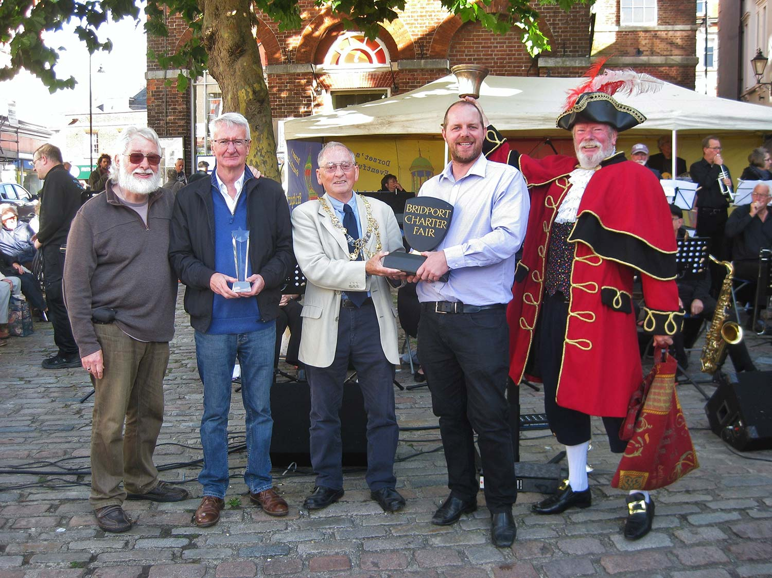 Bridport Charter Fair Award Winners
